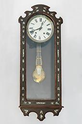 Morez-Uhr in seltener Bauart