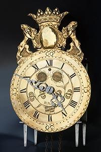 Antike franz. Laternenuhr ca. 1800