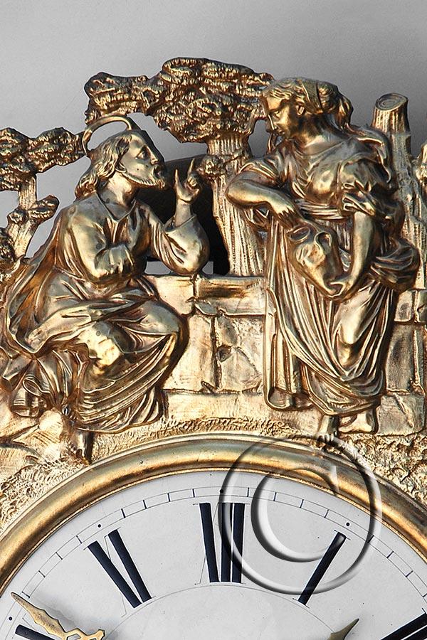 Jesus und die Samariterin am Jacobsbrunnen