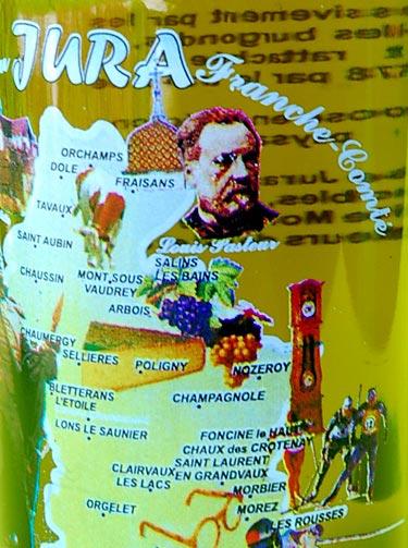 wein gelber jaune vin jura comte franche