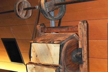 trommelmaschine museum morez